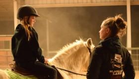 English hunter jumper dressage horseback riding lessons